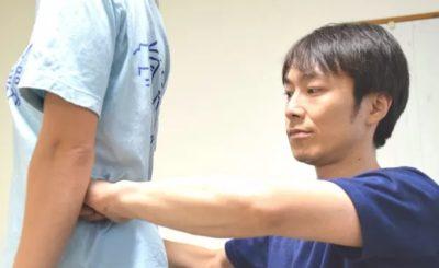 整体院 神薫 -SHINKA- 武蔵小金井 身体チェック